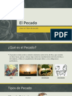 catequesis confirmacion EL PECADO