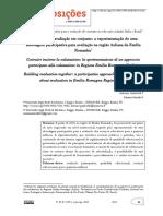 Desafios para a avaliação de contexto na educação infantil- Itália e Brasil