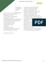LOS DINOSAURIOS - Charly Garcia (Impresión)