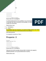 evaluacion unidad 3
