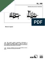 Manual instrucciones Bomba Itur MIF-4200