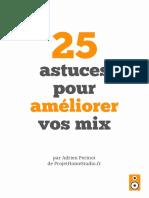 25 Astuces Pour Ameliorer Vos Mix - ProjetHomeStudio.fr_