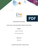 Comparación de enfoques culturales y análisis contextual
