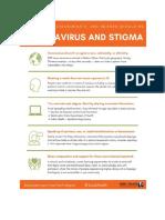 Coronavirus and Stigma