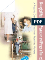 Biological Hazard Prevention and Personal Protection Ch