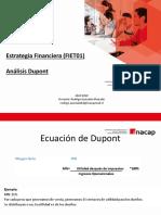 09 Análisis Dupont