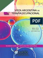 Procesam. e Integracion Sensorial.rev Chilena. Nro Nuevo