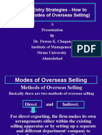 4. Mkt-Entry-Modes-Overseas Selling