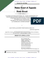 Isohunt Appeal Brief
