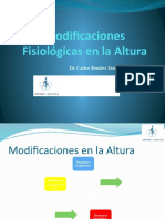 ModificacionesFisiologicasenlaAltura