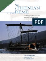 The Athenian Trireme - J. S. Morrison Et Al. - 2000