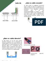 PRACTICA DE PONCHAR CABLE