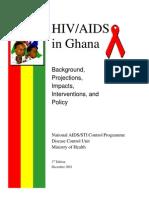 Hiv Aids in Ghana