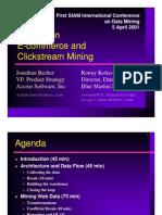 Mining Tutorial Slides