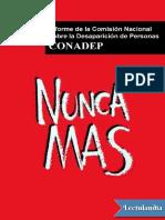 Nunca mas - Comision Nacional sobre la Desaparicion de Personas.pdf