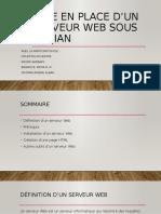 Mise en place d'un Serveur Web sous Debian.pptx