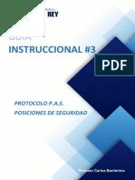 Guía Instruccional #3