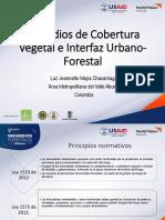 2 Incendios de Cobertura Vegetal e Interfaz Urbano-Forestal