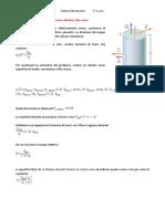 Distribuzione di carica con simmetria cilindrica
