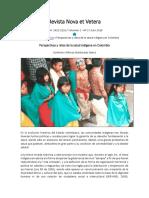 Perspectivas y retos de la salud indígena en Colombia