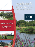 Gastgeberverzeichnis Grafschaft Bentheim 2011