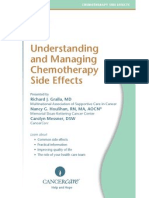 Ccc Chemo Side Effects