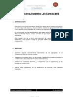 ESTUDIO TECNOLOGICO DE LOS AGREGADOS