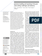 Breast specimen handling and reporting in the postneoadjuvant setting challenges and advances