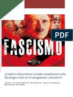 La Persistencia Del Fascismo