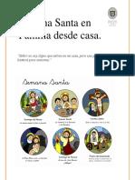 Domingo de resurreccion 2020 LITURGIA LIBRO DE LAS HORAS