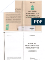 Aula 2 - RIEGL, Alois - O Culto Moderno dos Monumentos_Completo.pdf