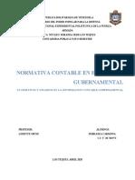 CONTABILIDAD GUBERNAMENTAL 3.2 DUBRASKA CARMONA