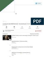 La Caida del cabal (NOM_Illuminati) - Documental parte 1 de 10 - YouTube