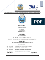 ALCANTARILLADO G-2 EQUIPO 3 UNIDAD 1