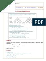 51.Triângulo de Pascal e Propriedades do Triângulo de Pascal