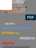 Copia de DEFECTOS REFRACTIVOS OPTOMETRIA.pptx