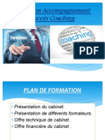 Formation Accompagnement  Succès Coaching