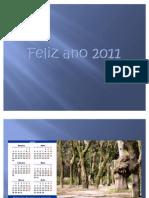 Feliz ano 2011
