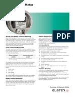 ALPHA Plus Meter Data Sheet