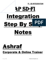 SAP SD-FI Integration - Easy to learn & Practice .pdf