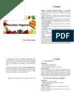 Livro de Receitas Veganas - Melise Santos