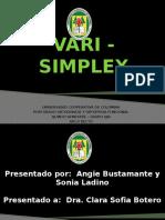 very simplex Angie - Sonia