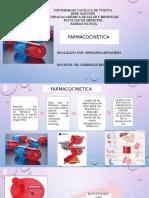 FARMACOCINETICA presentacion