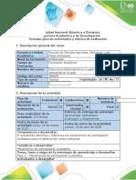 Rubrica de evaluacion - Fase 2 - Mecanismos de participación ciudadana