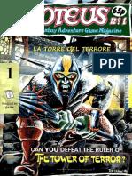 Magazine Game - 01 - Proteus 1 -  La Torre Del Terrore.pdf