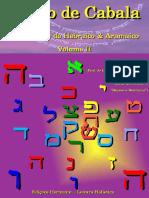Curso de Cabala - Com noções de Hebraico e Aramaico [vol II].pdf