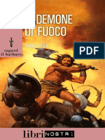 Sagard il Barbaro - 04 - Il Demone di Fuoco