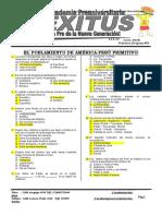 PRÁCTICA DIRIGIDA Nº2- VER2018.POBLAMIENTO DE AMÉRICA-PERÚ PRIMITIVO. VIERNES24-11-17