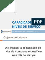 AV1 Capacidade e Niveis de Servico.pdf