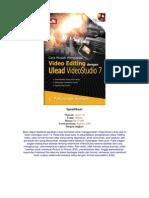Editing Video Praktis Dengan Ulead Video Studio 7.0